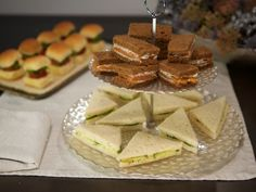 ... and Styles on Pinterest | Tea sandwiches, Afternoon tea and High tea