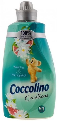 Coccolino Waterlily & Pink Grapefruit Fabric Softener