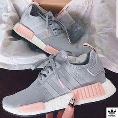 6b85d09840ec6 ADIDAS Women Running Sport Casual Shoes NMD Sneakers Grey Adidas Shoes  Women Nmd