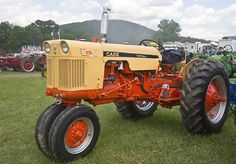 Case 430 tri cycle tractor