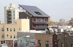 Brooklyn inaugura il primo edificio Net zero a prova di uragano | NUTesla | The Informant