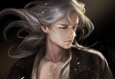 Fantasy, Beautiful and dreams Male Character, Fantasy Art Men, Handsome Anime, Illustration, Boy Art, Pretty Art, Fantasy Characters, Character Inspiration, Character Ideas