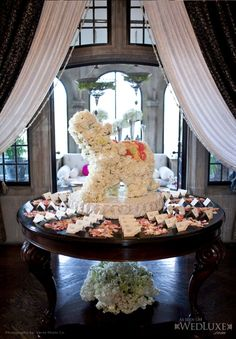 Elephant Placecard table