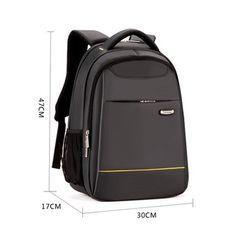 25L 16inch Laptop Men Business Waterproof large Capacity Travel Backpack - US$44.18