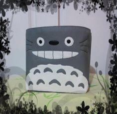 Handmade Studio Ghibli Inspired  My Neighbor TOTORO by CosmicShame, $25.00