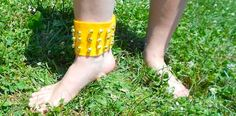 Make your own Ghungroo- Indian Style Ankle Bells for Global Music Lessons