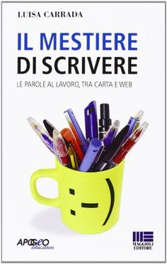 Il mestiere di scrivere di Luisa Carrada https://www.amazon.it/dp/8838787824/ref=cm_sw_r_pi_dp_x_4.62ybHEJ2XBX