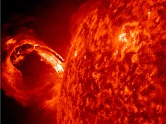 Watch a solar flare captured by an entire satellite fleet - Crave