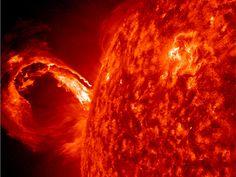 Watch a solar flare captured by an entire satellite fleet - Crave