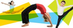 We have Kid's Gymnastics for ages 4 - 10  http://harborbayclub.com/group-exercise/kids-gymnastics/
