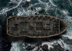 Kraken Ship RPG