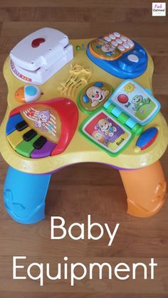 Different blog posts on the good and bad of baby equipment from the specialists! Great find!
