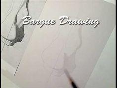 Short version of my Bargue Drawing demo.