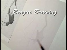 Short video version of Bargue Drawing demo.