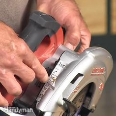 How to Use a Circular Saw | The Family Handyman