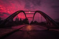 After #thunderstorm  #sky #skypornpics #cloudporn #colors #bridge #perspectives #whenthesunisgoingdown #sunsets #fujixt2 #fuji16mm #hannover #igers_hannover #hannoverliebt #urbanexploration #landscapephotography