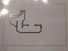 tutorial for modding an inkjet printer to print conductive circuits #electronics #paper #tutorials