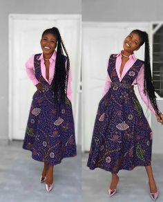 Pretty and Stunning Ankara Short Gown Styles 2019 Latest African Fashion Dresses, African Print Dresses, African Print Fashion, Africa Fashion, African Dress, Ankara Short Gown Styles, Trendy Ankara Styles, Short Gowns, African Attire