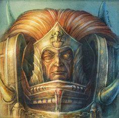 Magnus the Red by Noldofinve on DeviantArt