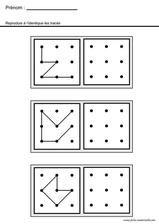 Kreslenie podľa čiar - Album používateľky zanka29 Kindergarten Math Activities, Kindergarten Worksheets, Worksheets For Kids, Visual Perceptual Activities, French Language Lessons, Pediatric Occupational Therapy, Numbers Preschool, Math For Kids, Home Schooling