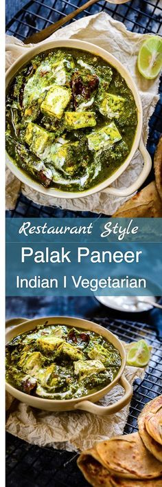 Palak Paneer is a quintessential Indian dish, a favorite across the length and breadth of India. Here is How to make Palak Paneer Restaurant Style. Indian I Curry I Spinach I Restaurant I Style I Palak I Paneer I Cottage Cheese I Best I Perfect I Top I Yummy I
