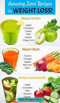 Amazing juice recipes for weight loss #health #fitness #weightloss #healthyrecipes #weightlossrecipes