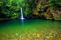 Cachoeira do Amadeo, Guaraqueçaba