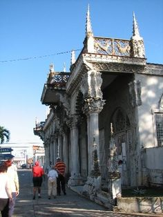 Palacio Guasch, Pinar del Rio, Cuba
