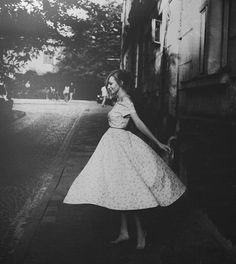 that day when you wear a dress that you really, really love.