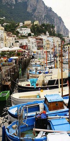 Capri, province of Naples, campania region, Italy
