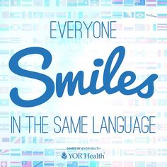 show us yours & tag #yorhealthmay - Day 16 #smile