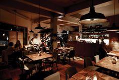 El ambiente bohemio de la Roma traducido en las mejores experiencias gastronómicas.