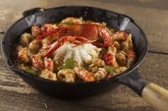 Classic Crawfish Etouffee Recipe