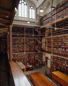 Biblioteca Rijkmuseum – Amsterdam