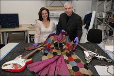Jimi Hendrix's patchwork coat heads to the Museum of the American Indian