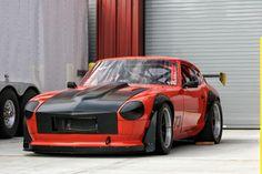 Custom 240z 383 SBC track car by bainatseaboard