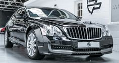 Very Rare, 1 of 6 Pieces Produced Worldwide By Xenatec, 2010 Maybach 57 S 6.0 Coupe