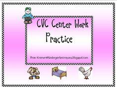 CVC Center Work Practice