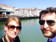 Sous le soleil de Bayonne !! #traveler #traveler #paysbasque #cotebasque #bayonne #photo #photographie #instatravel #travel #igblog #igphoto #igaddict #igtravel #igblogger #instablog #instaaddict #instaphotos #weekend #soleil
