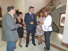 Presentación del proyecto en la Diputación Provincial de Teruel