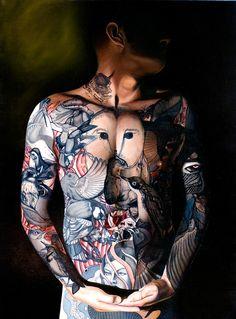 Jeff Musser / Tattoo.