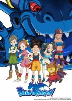 Blue Dragon - Download dos episódios | Mediafire, Fileserve, Megaupload e iFile