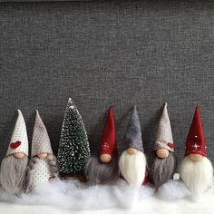 Christmas Tomte santa swedish gnome nisse decoration