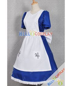 alice return to madness dresses | You're reviewing: Alice Madness Returns Alice Blue Dress