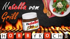 Nutella-Blätterteigtaschen - Rezept von Der Hobbykoch Croissant, Hot, Grilling, Sweet, Desserts, Nutella Recipes, Nutella Products, Puff Pastry Recipes, Cooking Recipes