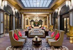 #Paris Mariott, Embassdor #Hotel