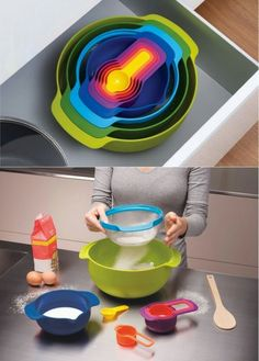 50 Cool Kitchen Gadgets That Would Make Your Life Easier Find unique kitchen items for your favorite culinary artist, or pick out a cool kitchen gadget or two for yourself! Cool Kitchen Gadgets, Home Gadgets, New Gadgets, Cooking Gadgets, Kitchen Items, Kitchen Utensils, Kitchen Hacks, New Kitchen, Cool Kitchens
