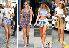 Get the Style: Candice Swanepoel Summer Street Style