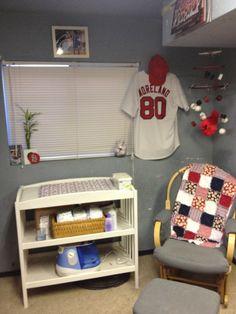 Baseball nursery