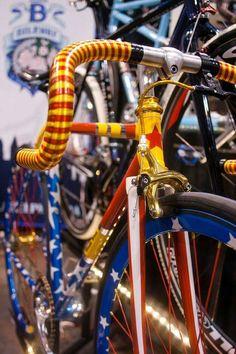 We all feel like Wonder Woman on our bike